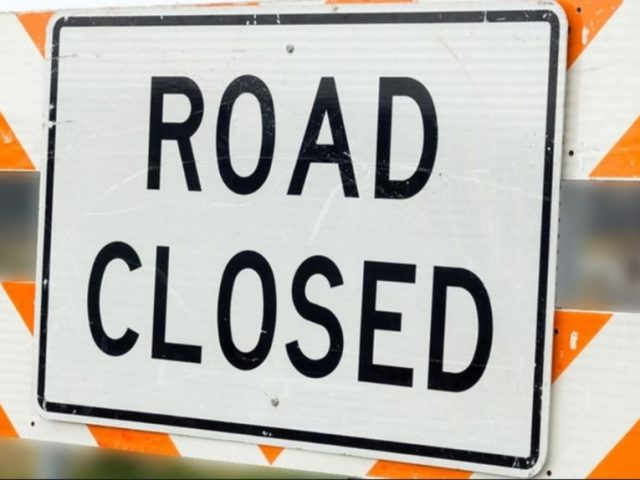 Highway 1 Closure